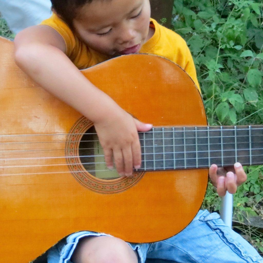 gitaarles met korting